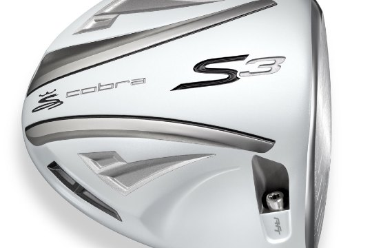 Limited Edition Cobra White S3 Driver
