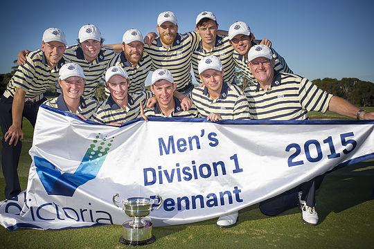 Commonwealth Golf Club Pennant Team