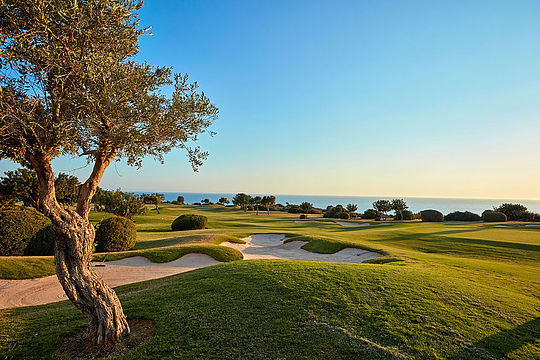 Cyprus' Aphrodite Hills Golf Course