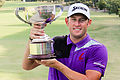 Jordan soldiers to first win at Victorian PGA