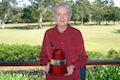 87-year-old Daphne wins Redcliffe title