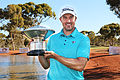 Beck's back nine birdie-fest seals the deal in WA