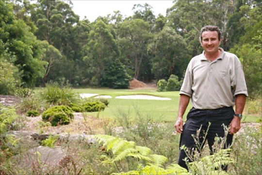 Avondale Golf Club's David Warwick