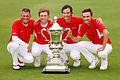 Denmark secure first ever Eisenhower Trophy title