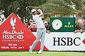 Johnson confirms 2018 Abu Dhabi HSBC return
