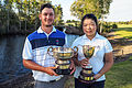 Perry, Yuan secure Queensland Amateur titles