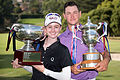 Perry, Davidson win 2017 Riversdale Cup titles