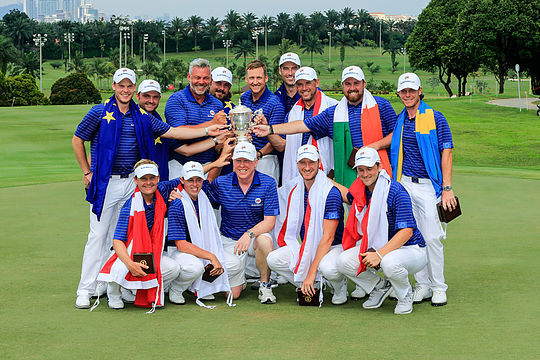 Team Europe - EURASIA CUP