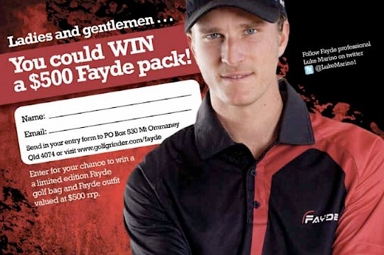 Win a $500 Fayde Pack