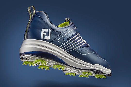 Footjoy FJ FURY Navy/White (Laced)