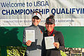 Teenager Ruffels qualifies for US Women's Open
