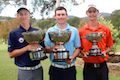 Gale, Taylor and Pilon win at Gary Player Classic