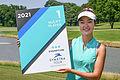 Kim inches closer to LPGA dream in Texas