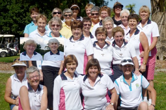 Country Week was a big hit with the ladies from the NSW North Coast