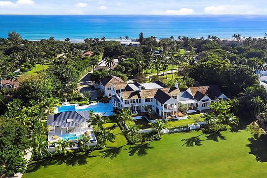 Greg Norman's luxury Florida home