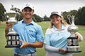 Crowe, Rudgeley win Victorian Amateur titles