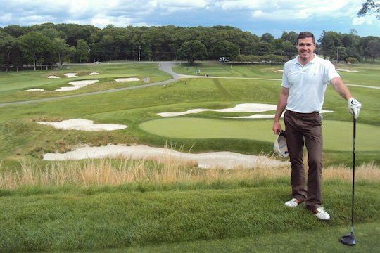 Henry Peters at Bethpage