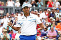 Matsuyama fires 61 for record Bridgestone win