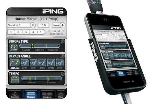 iPING Putter App