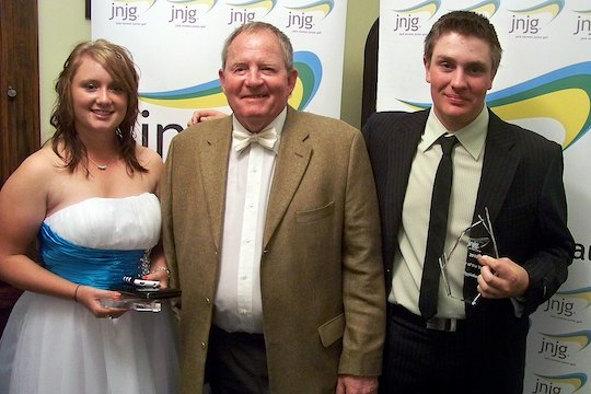2010 Jack Newton Junior Golf Awards