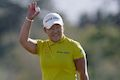 Shin upstages Tseng to win Australian Open