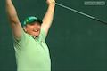 Lyle nails hole in one in Phoenix