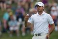 McIlroy leads, Day one shot back at PGA
