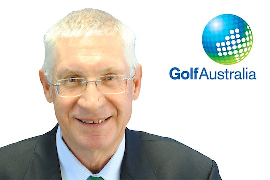 John Hopkins - Chairman of Golf Australia