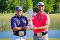 Palmer, Rahm secure victory at Zurich Classic