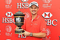 Rose victorious, DJ crumbles at HSBC Champions