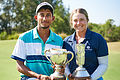 Sharma, Edgar take home NSW Amateur titles