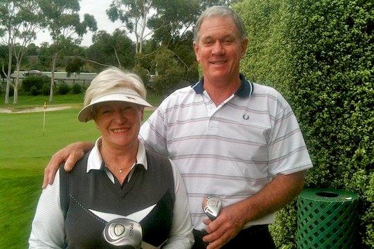 Dorothy and Ian Chard