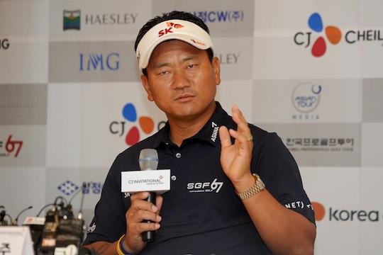 KJ Choi