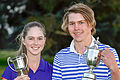 Hetherington, Ciupek win Victorian Junior titles