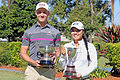 Dobbelaar, Choi win Queensland Amateur titles
