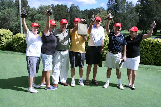 Seniors Week to tee off at Marrickville