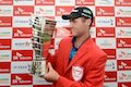 Griffin wins fog-bound SK Telecom Open