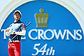 Matsumura rebounds to claim The Crowns