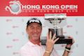 Jimenez wins fourth Hong Kong Open title