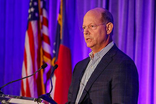 USGA CEO Mike Davis