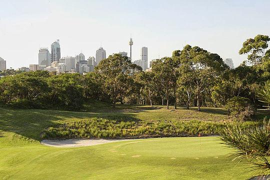 Sydney's Moore Park Golf Club