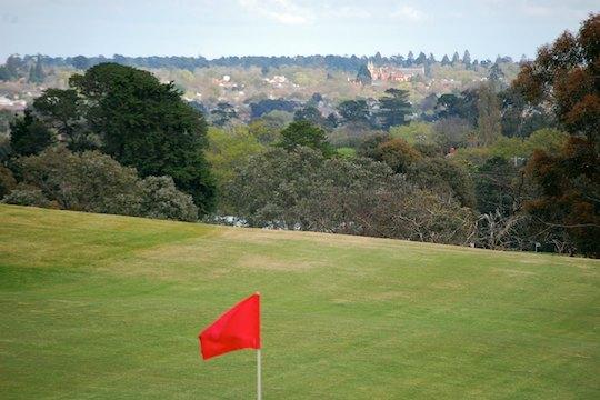 Ballarat's Mt Xavier Golf Club
