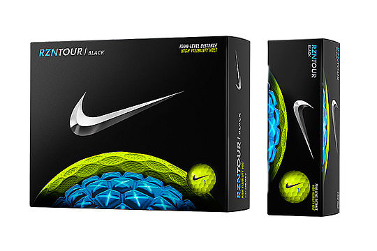 Nike RZN Tour Black