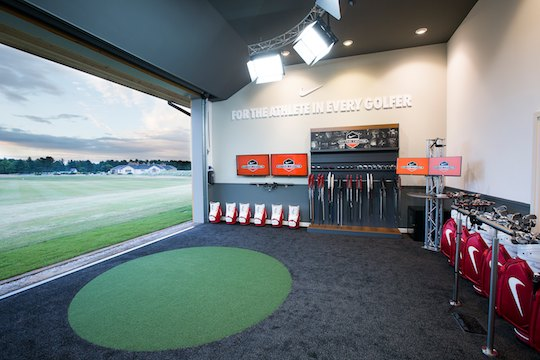Nike Performance Fitting Center