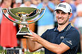 Cantlay wins FedExCup, Tour Championship