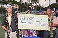 Kizzire wins marathon 6-hole playoff at Sony Open