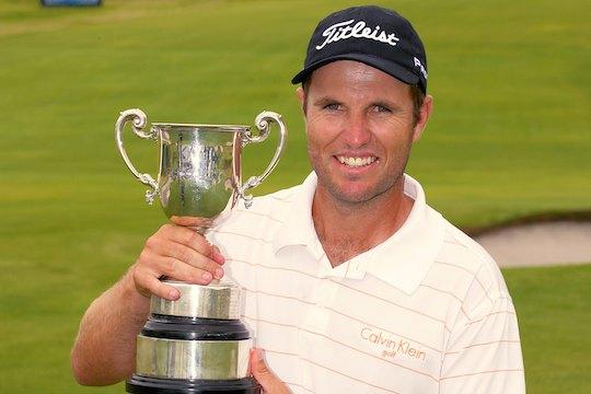 <strong>Paul Sheehan:</strong> 2011 Victorian Open winner