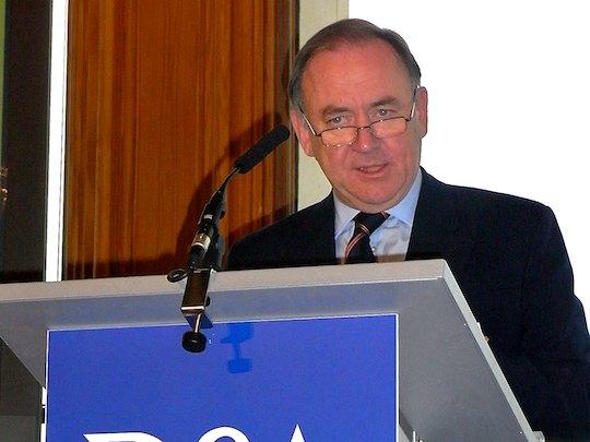 R&A boss Peter Dawson
