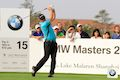 Hanson's 64 leads BMW Masters in Shanghai