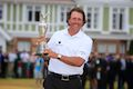 """Peaceful"" Mickelson goes low to win Open"